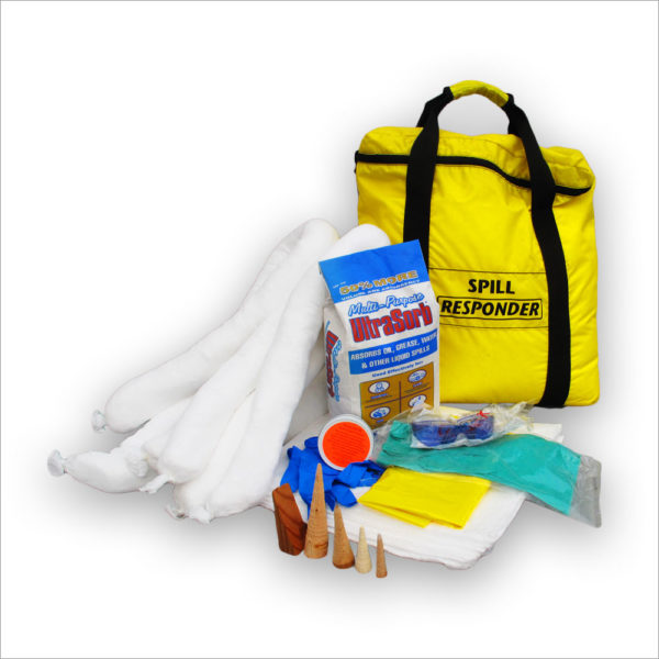 Large Spill Responder Kit Bag