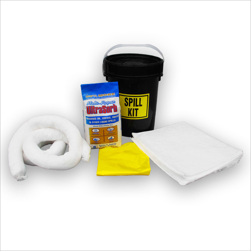 5 Gallon Spill Kit Bucket