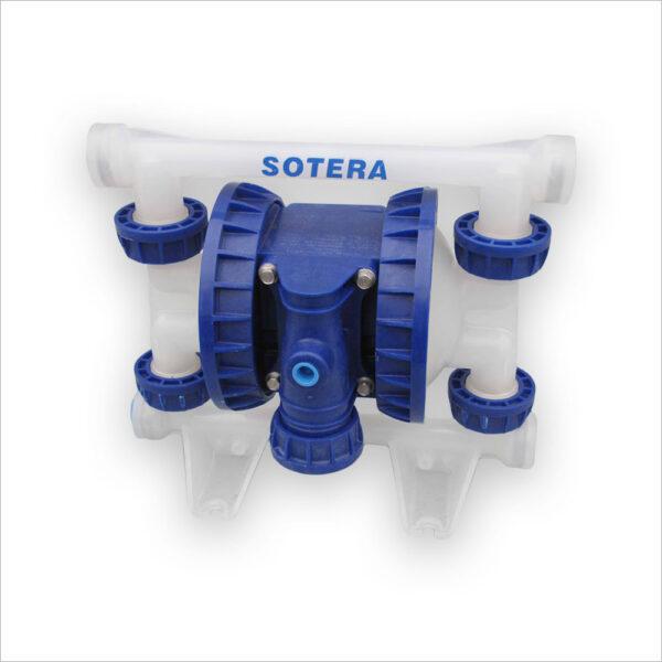 Sotera Poly Pump Half Inch