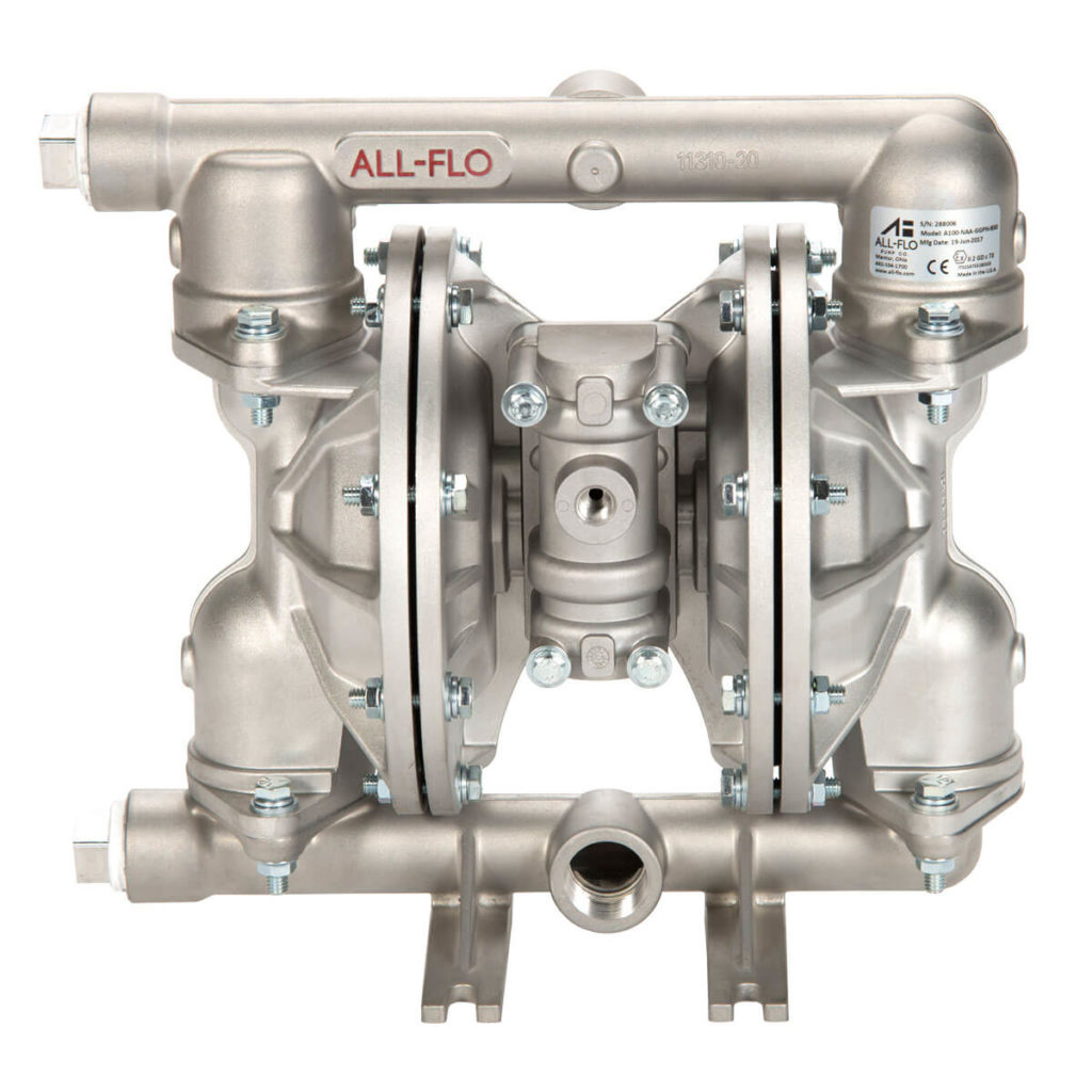 All-Flo Stainless Steel Bodied Pumps