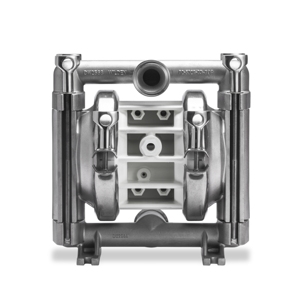 Wilden Stainless Steel Bodied Pumps